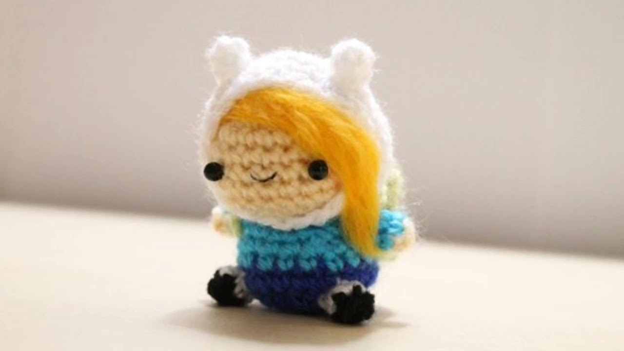 JAKE Hora de Aventuras Amigurumi Tutorial - YouTube | 720x1280
