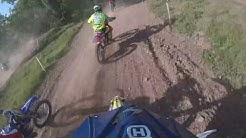 GoPro Course Motocross Mareuil sur Lay + chute (125cc) - Alexis Laporte #620
