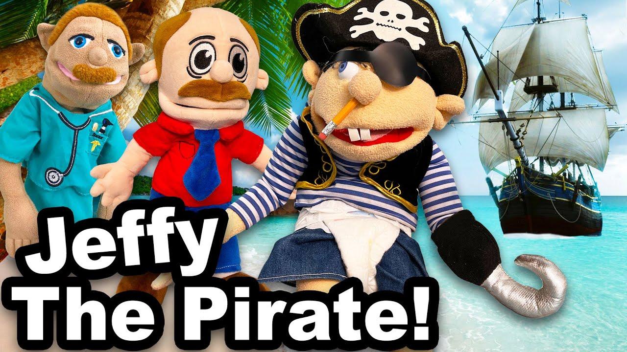 Download SML Movie: Jeffy The Pirate!