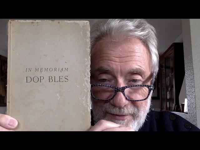 In Memoriam Dop Bles (1883-1940)