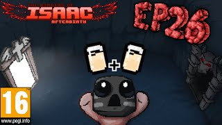 The Binding Of Isaac Afterbirth Ep26, Doble y con The Lost!