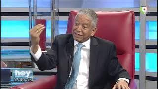 Conversando con Hector Guzman dirigente del PRD en Hoy Mismo 1/2