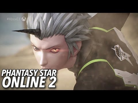 Phantasy Star Online 2 Trailer | Xbox E3 2019