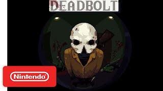 DEADBOLT - Launch Trailer - Nintendo Switch