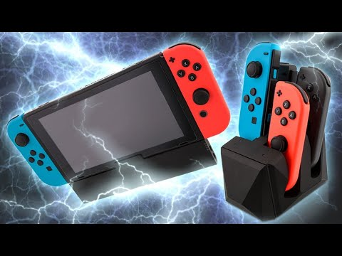 Your Nintendo Switch Needs These Nyko Accessories - Up At Noon Live!