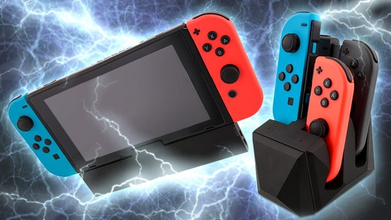 Your Nintendo Switch Needs These Nyko Accessories – Up At Noon Live!