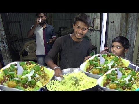 Jay Sri Ram Poha Chaat & Tea Center | Delicious Mumbai Street Food