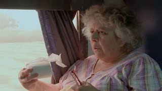 Miriam Margolyes prepares for toilet trouble - The Real Marigold Hotel: Episode 2 - BBC Two
