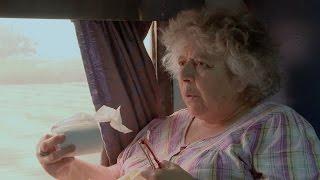 Miriam Margolyes prepares for toilet trouble - The Real Marigold Hotel: Episode 2 - BBC Two