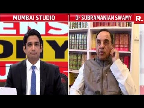 Subramanian Swamy On Kapil Sibal's Demand Over Ayodhya Hearing