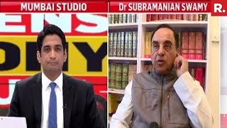Subramanian Swamy On Kapil Sibal's Demand Over Ayodhya Hearing