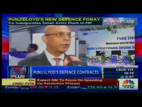 Small Arms, Big Opportunity: Atul Punj