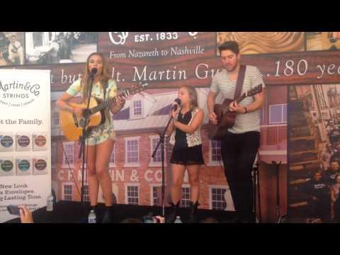 Ho Hey cover by Lennon and Maisy Stella