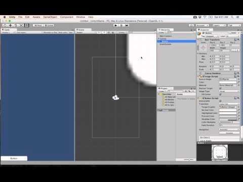 Unity UI Game|| برمجة واجهات الالعاب