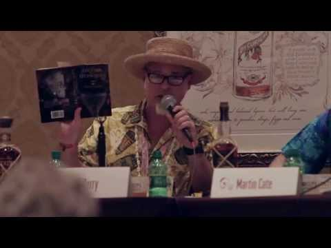 Plantation Rum Seminar at TOTC 2014: which rum, what cocktail and why