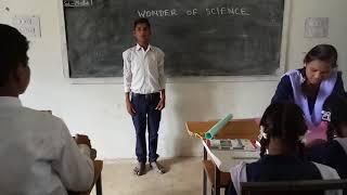 Essay-Wonder of science
