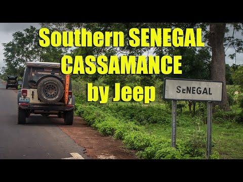 Southern Senegal  Cassamance by Jeep