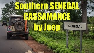 Southern Senegal  Cassamance by Jeep