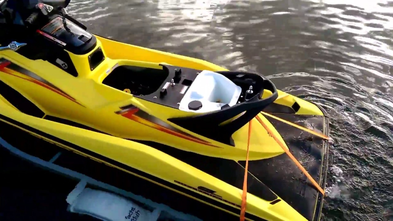 2004 SeaDoo GTX 185 Supercharged: First Start After COMPLETE Engine Rebuild  jet ski