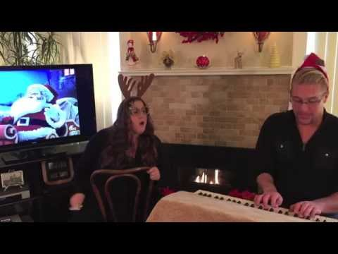Santa's Commin' (Beyonce' Christmas Parody)