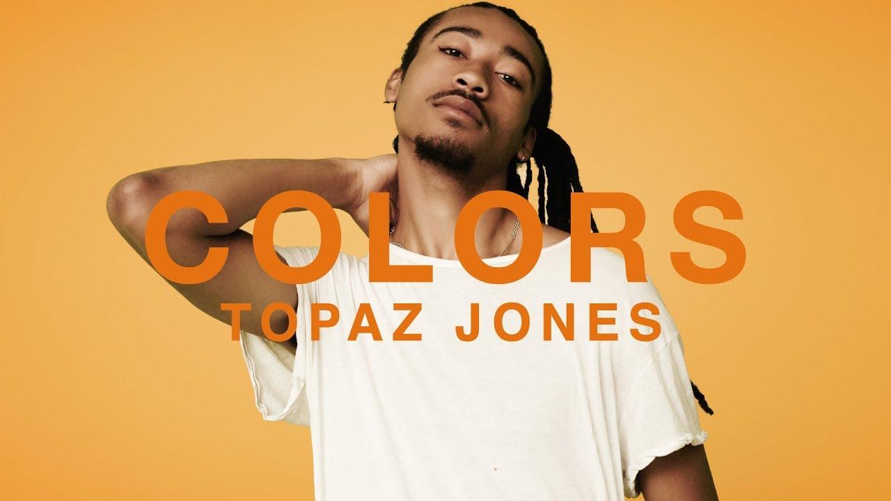 topaz jones tropicana a colors show youtube. Black Bedroom Furniture Sets. Home Design Ideas