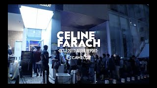 2017.10.07 Celine Farach [SPECIAL LIVE] @CLUB CAMELOT After Movie セリーヌ・ファラク 検索動画 30