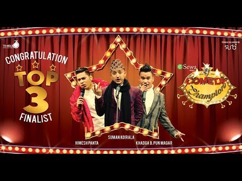 Download Comedy Champion - Best of TOP 3