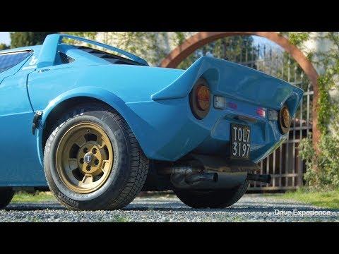 Materazzi Racconta: La Stratos e le ombre Lancia - Davide Cironi Drive Experience (SUBS)