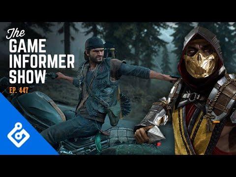 GI Show – Days Gone, Mortal Kombat 11, Steam Review Trivia