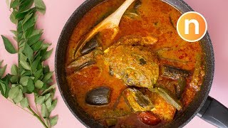 SECRETS TO Fish Head Curry (Mamak) | Kari Kepala Ikan (Mamak) [Nyonya Cooking]