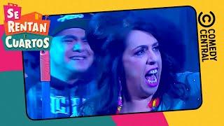 Regina Orozco Rapea y Muestra Todo Su Estilo | Se Rentan Cuartos | Comedy Central LA