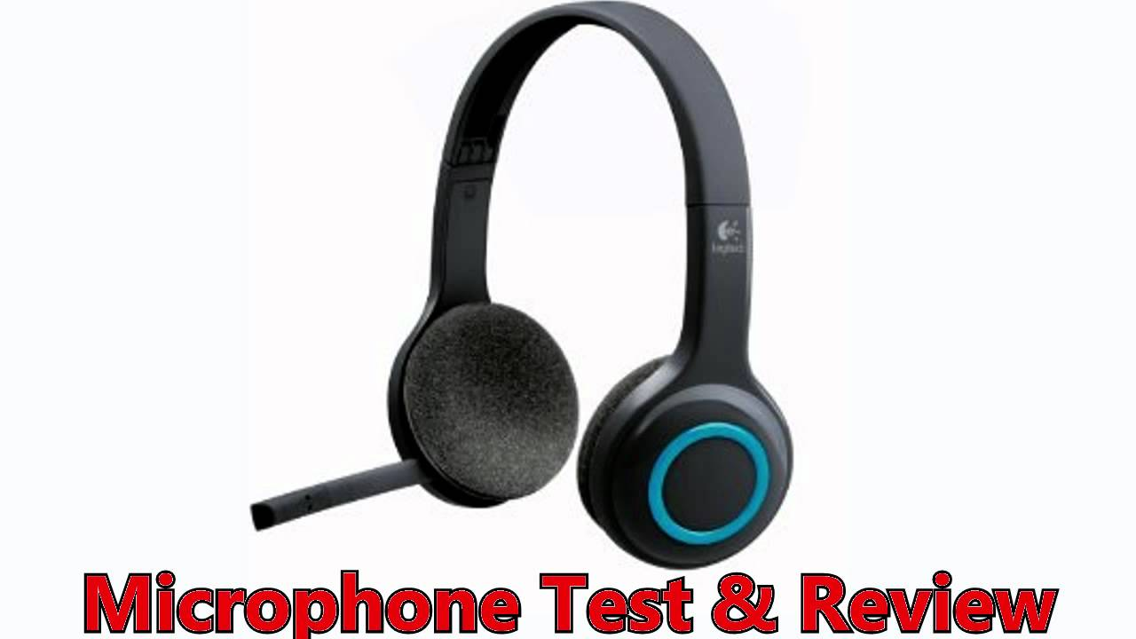 logitech h600 headset microphone test and review youtube. Black Bedroom Furniture Sets. Home Design Ideas