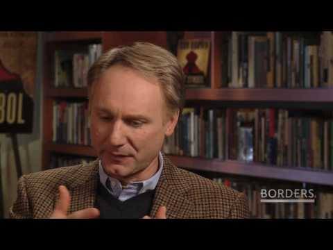 Dan Brown talks about Conspiracy Theory in THE LOST SYMBOL
