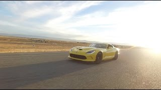 2016 Dodge Viper GTC: скорбим и помним