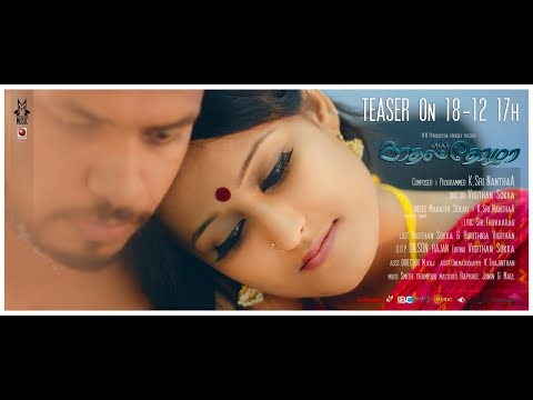 Enn Kaadhal Thozha - என் காதல் தோழா - NanthaA ft. Mahathi | [Official Video] | 5K | 2016