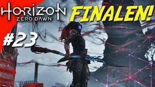 FINALEN! / ENDING! - Horizon Zero Dawn Dansk Ep 23