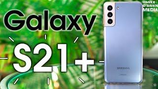 Samsung Galaxy S21+ (FULL S21 PLUS REVIEW)