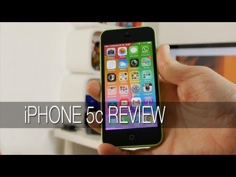 Apple iPhone 5c Full Review