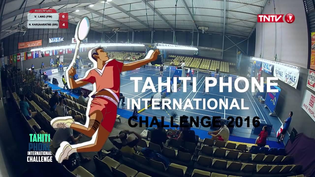 Tahiti for singles