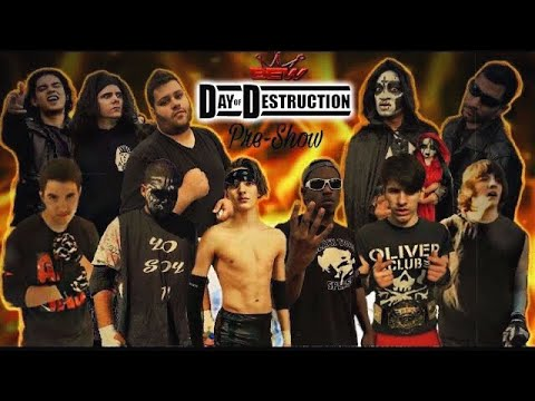 BEW Xll Pre-Show: DAY OF DESTRUCTION 2