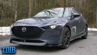 homepage tile video photo for TURBO Mazda3 Review! Is the MazdaSpeed3 Finally Back?