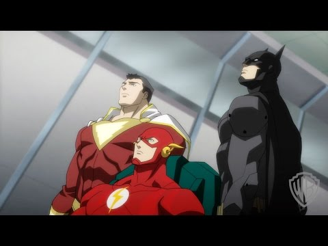 "Justice League: Throne of Atlantis - ""Is That Metropolis?"""