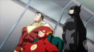 "Justice League: Throne of Atlantis - ""Is That Metropolis?"""