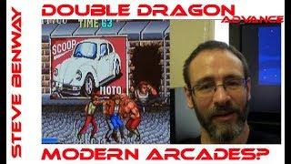 Double Dragon Advance on GBA / Modern Arcades?