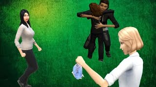 "The Sims 4 ""Дерзкие Девушки"" - Двое по цене тысячи ."