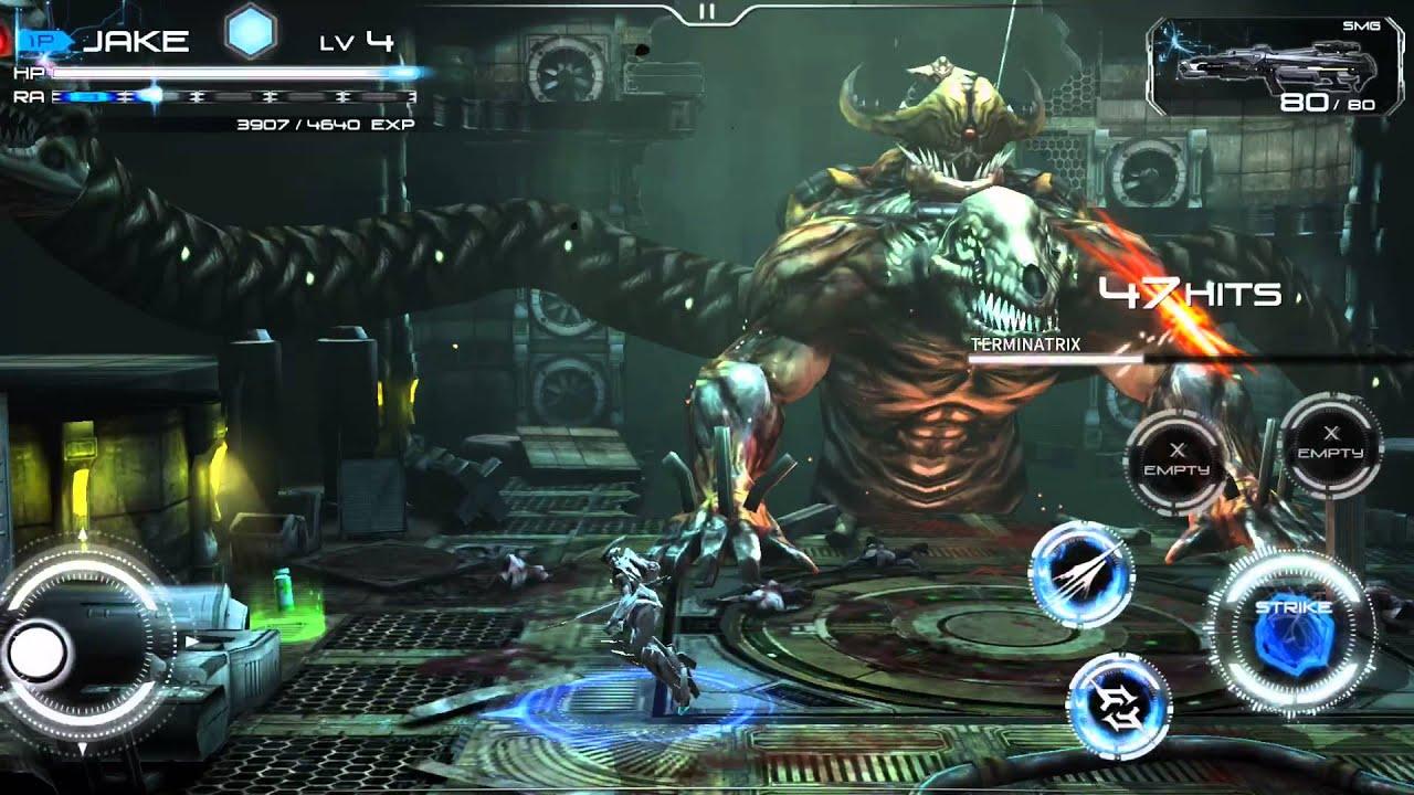 Game hd android terbaik ukuran kecil