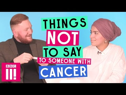 Dating someone with cancer