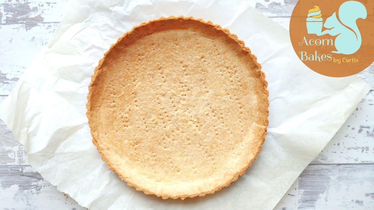 How To Make Blind Bake Shortcrust Pastry Recipe Acorn Bakes