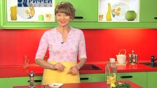 видео имбирно лимонный напиток