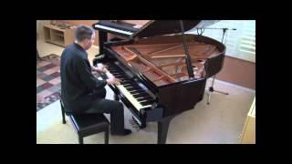 Schumann Op. 15, no. 6 Important Event (Wichtige Begebenheit).wmv